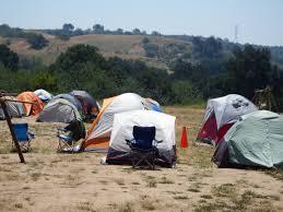 Camping la Plage du Cher à Urçay