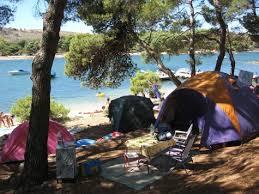 Camping le Chant Hibou à Audes